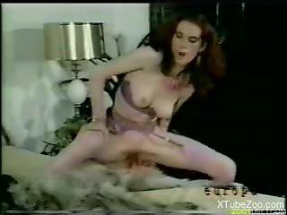 Tight females in rough scenes of zoophilia